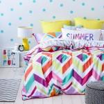 7-textile si accesorii colorate decor de vara pentru dormitor