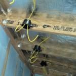 7-trasare instalatie electrica casa mica structura lemn