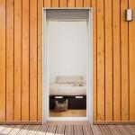 7-vedere spre dormitor matrimonial casa moderna prefabricata din lemn