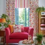 8-accente colorate de vara in amenajarea livingului