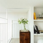 8-acces mini mansarda amenajata deasupra locului de luat masa din living