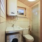 8-baie finisata si utilata casa modulara prefabricata DD26