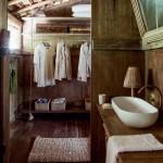 8-baie matrimoniala cabana din lemn casa de vacanta
