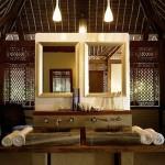 8-baie matrimoniala cu doua lavoare casa de vacanta insula africana Vamizi