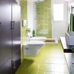 8-baie moderna lunga amenajata in alb vernil si wenge