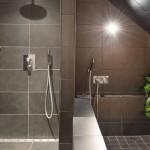 8-baie moderna mansarda faianta si gresie gri