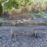 8-banca de gradina cioplita din piatra naturala