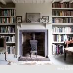 8-biblioteca living stil country englezesc casa veche restaurata
