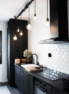 8-bucatarie cu aspect industrial casa amenajata in stil masculin