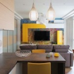 8-bucatarie cu peninsula amenajata open space cu livingul