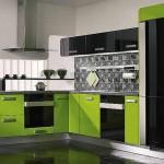 8-bucatarie-moderna-cu-mobila-neagra-si-verde-fistic