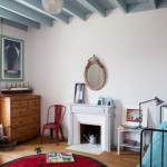 8-camera copil stil rustic maritim casa vacanta pe malul marii