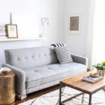 8-canapea extensibila gri decor living mic modern