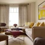 8-culori calde in aenajarea unui living calduros si sanatos