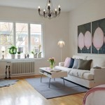 8-decor scandinav living fara perdele la ferestre