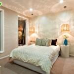 8-decorarea ferestrelor unui dormitor mic fara perdele