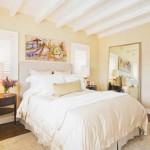 8-dormitor calm si relaxant cu peretii zugraviti in galben pal