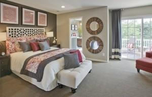 8-dormitor elegant cu pardoseala acoperita cu mocheta gri