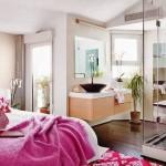 8-dormitor mare cu baie inclusa apartament modern cu accente marocane