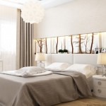 8-dormitor modern decorat in gri bej si alb