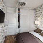 8-dressing cu usi glisante amenajare dormitor mic apartament