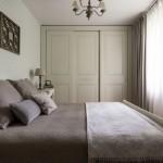 8-dulap inzidit tip dressing in decorul unui dormitor scandinav