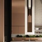 8-dulapuri inalte bucatarie proiectate pana in tavan