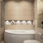 8-faianta bej si mozaic amenajare baie moderna mica