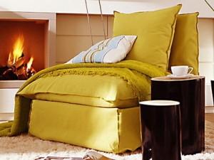 8-fotoliu culoare vernil loc de lectura living modern
