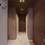 8-hol intrare apartament 3 camere 76 mp amenajat stil modern