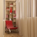 8-idei de amenajare a unui spatiu destinat lecturii in balcon mic si ingust