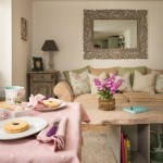 8-living bucatarie si dining open space parter casa mica din piatra