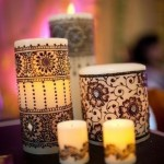 8-lumanari decorative pentru incalzirea atmosferei din casa
