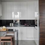 8-mobila alba lucioasa design modern pentru bucatarie mica 7 mp