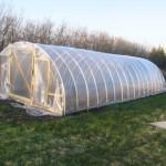8-model solariu din lemn si tevi pvc acoperit cu folie plastic