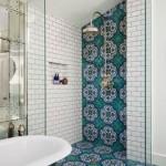 8-mozaic colorat cu aspect deosebit decor pardoseala si perete baie