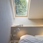 8-pat cu spatii depozitare capul patului dormitor matirmonial casa ingusta AlmaNac