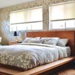 8-pat din lemn masiv cu design minimalist