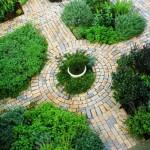 8-pavaj din caramida pentru curte sau gradina