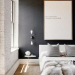 8-perete-de-accent-negru-decor-dormitor-modern-minimalist