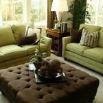 8-piese de mobilier mari asezate simetric decor living spatios