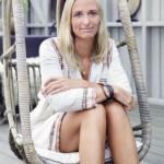 8-proprietara casei cu terasa si foisor din Norvegia