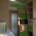 8-scara de interior glisanta decor casa mica si compacta de 15 mp