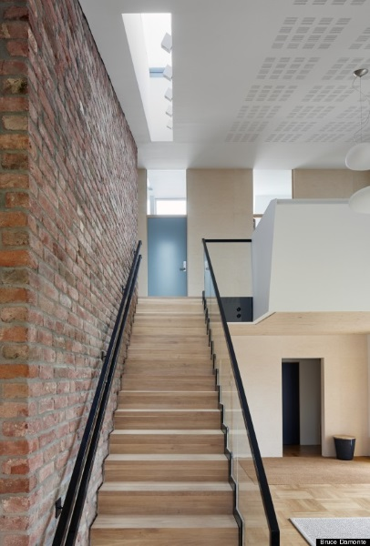 8-scara interioara moderna casa ecologica independenta energetic