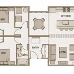 8-schita plan casa moderna 100 mp fara etaj