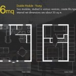 8-schita plan parter si etaj casa prefabricata 56 mp MADI Home cu 2 dormitoare