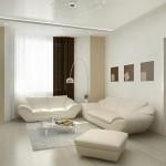 8-set canapele albe asortare living alb modern