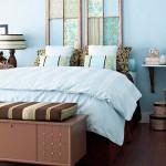 8-tablii pentru capul patului din rama de fereastra din lemn