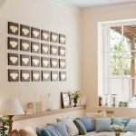 8-tablouri decorative perete deasupra canapea coltar sufragerie mica