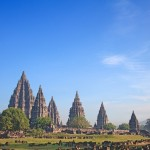 8-temple stravechi langa Yogyakarta Indonezia